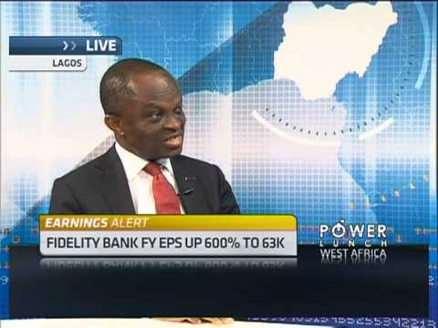 Fidelity Bank FY Results with CEO Reginald Ihejiahi