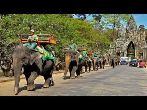 Siem Reap Angkor Wat - Cambodia Travel - Visit khmer Cambodia - The King of cambodia #1