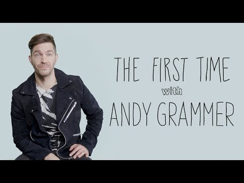 download lagu Andy Grammer On Performing With Taylor Swift, Hearing His gratis