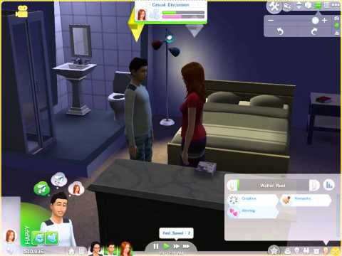 Sims 4 Teen Pregnancy Mod video