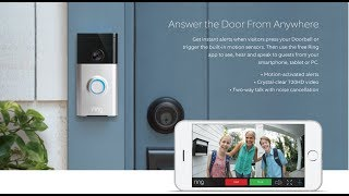 Introducing Ring Video Doorbell 2  World's Most Popular Doorbell