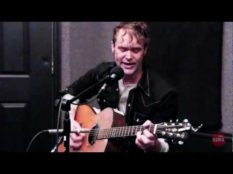 "Corb Lund ""Pour 'Em Kinda Strong"" Live at KDHX 1/10/13"