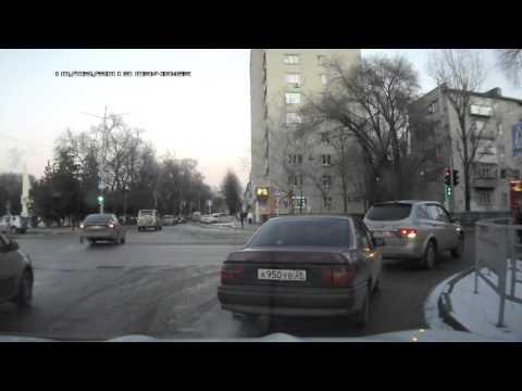Езда по встречке Невинномысск
