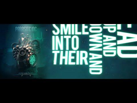 Parasite Inc. - Headf**k Rollercoaster (lyrics Video)  [german Melodic Death Metal]