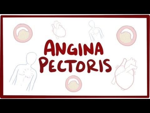 Angina pectoris (stable, unstable, prinzmetal, vasospastic) - symptoms & pathology thumbnail