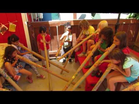 Discovery Summer Camp: Globe Trotter - Didgeridoo