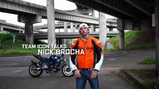 Team Icon Talks:  Nick Brocha