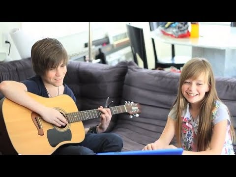 Reach Out - Connie Talbot & Jordan Jansen