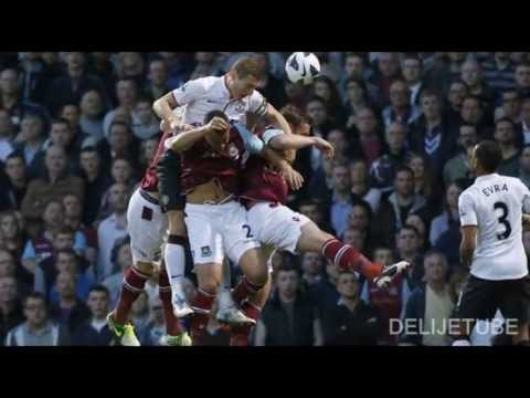 Don't fuck with Vidic!