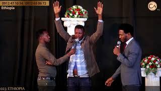 Amazing Deliverance In ChristArmy International Church    Prophet Eyu Chufa   - AmlekoTube.com