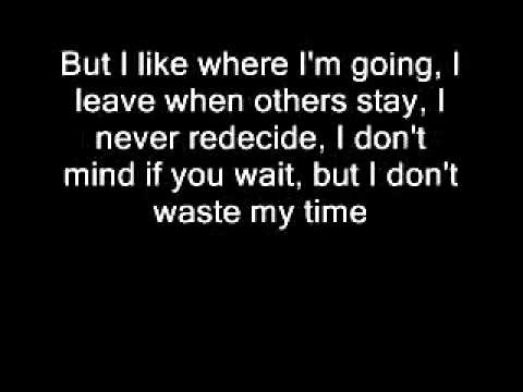 Riptide by Sick Puppies/lyrics