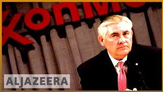🇺🇸 A look at the career of Rex Tillerson   Al Jazeera English