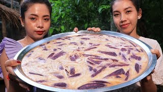 Cooking potato dessert recipe - Natural life TV