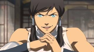 Korra Does It Like A Dude