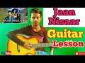 Jaan Nisaar Kedarnath Arijit Singh Easy Guitar Chords Lessons Tutorial Guitar Cover By Merajul mp3