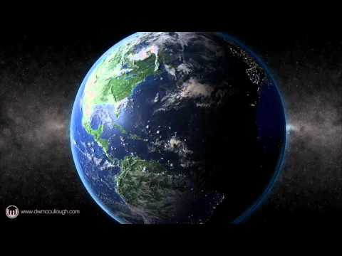 Earth in HD - Maya 2011