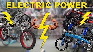 What Are Volts, Watts, and Amp Hours - How To Choose An Electric Bike