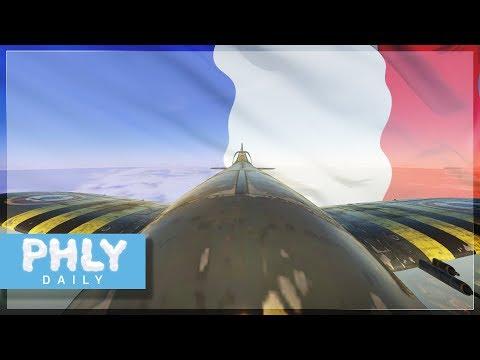 VIVE LE CORSAIR...wait   The Last Corsair (War Thunder Plane Gameplay)