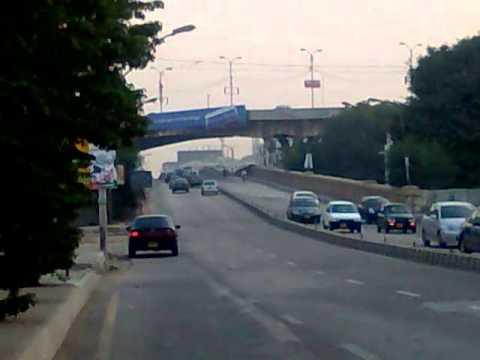 Clifton Bridge Karachi