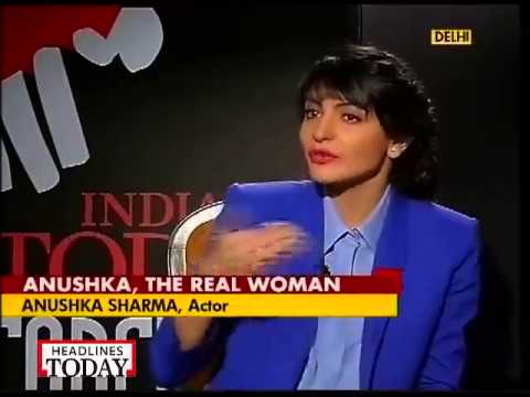 In candid conversation with Anushka Sharma