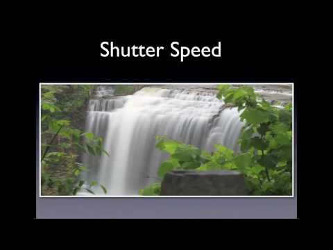 Shutter Speed Effect On Your Photograph Video