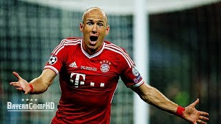 Arjen Robben  Flying Dutchman  Insane Skill Show