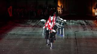 Basel Tattoo 2016 - Top Secret Drum Corps