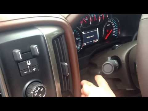 2014 Chevy Silverado High country with 6.2l engine