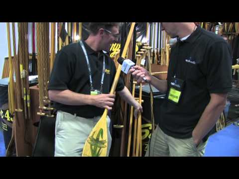 Sawyer Paddles for kids at Outdoor Retailer
