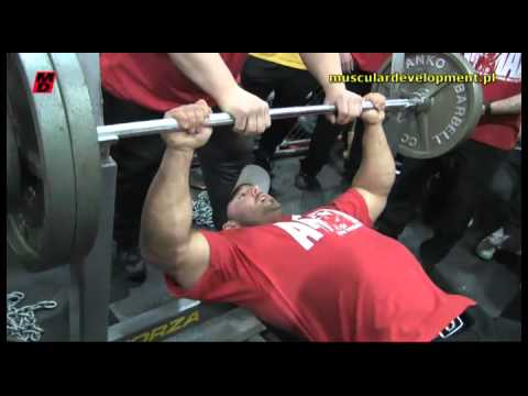Arnold Classic 2011 - Animal vs Gaspari Team cz.2