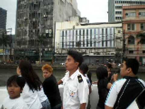 Pasig River Ferry Boat Part 4/4