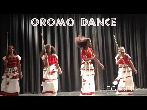 Ethiopia: Oromo Traditional Dance