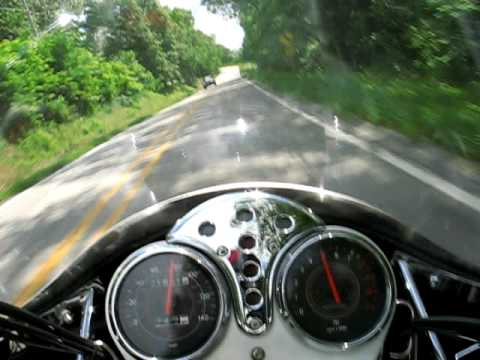 03 Moto Guzzi EV Touring with Lafranconi's Video