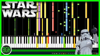 IMPOSSIBLE REMIX - Star Wars: The Imperial March