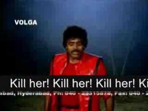Indian Thriller - Girly Man (English Lyrics)