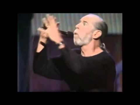 George Carlin Near Miss