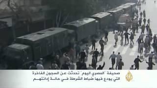 حملات إعلامية تنتقد ممارسات جهاز الشرطة بمصر