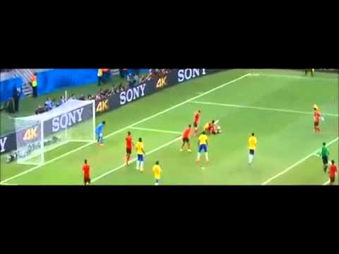 Brasil vs México (0-0) Resumen FIFA World Cup Brasil 17/06/2014