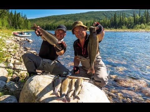 рыбалка на реке ивдель