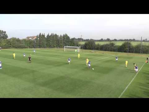 Ipswich Town's U14's scored an amazing goal against Millwall recently, with the young Blues knocking the ball around like Barcelona before finishing off the ...