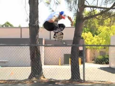 Jordan Hoffart part in THE BONES VIDEO
