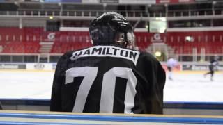 16.02.2017: Haastattelussa Curtis Hamilton