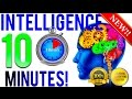 🎧GET EXTREME INTELLIGENCE IN 10 MINUTES! SUBLIMINAL AFFIRMATIONS BOOSTER! REAL RESULTS DAILY! MP3