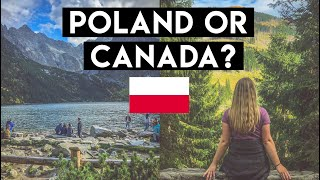 CAN'T BELIEVE THIS IS POLAND! || Hike To Morskie Oko