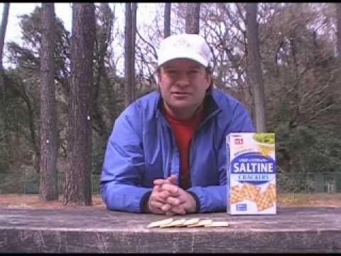Five Saltine Cracker Challenge