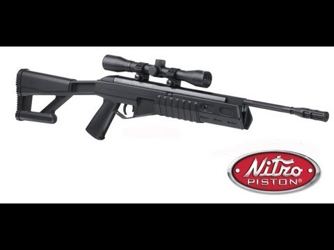 Crosman TR77 NPS Review. (Short Barrel) Tactical .177cal Pellet Rifle
