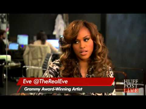Eve Discusses Interracial Relationship | Hpl video