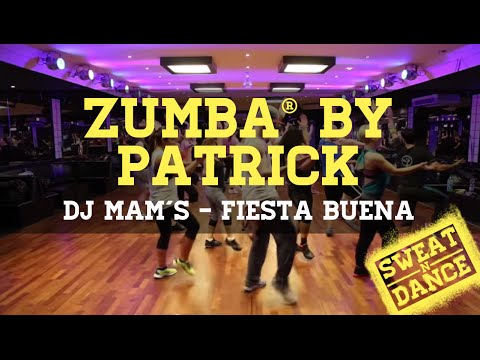 Zumba - Fiesta Buena By Patrick video