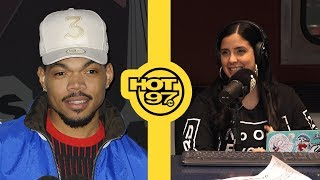 Ouça Beyonce Is Better Than Michael Jackson Says Chance The Rapper + Taraji Gets Engaged