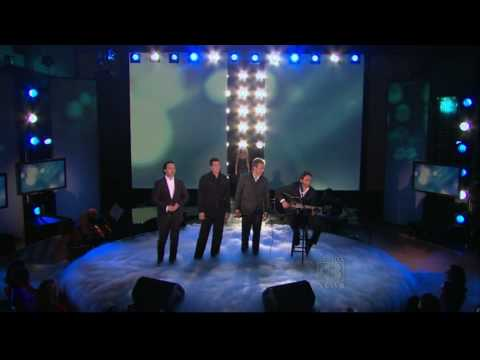 "Celine Dion & The Canadian Tenors - Hallelujah (leonard cohen) on Oprah Winfrey Show February, 10th 2010 Lyrics: ""I've heard there was a secret chord That David played, and it pleased..."